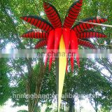 NB-FL1002 Special Artistic inflatable flower for Wedding decoration