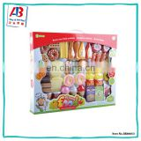 New Kids Pretend Toys Food Plastic Kitchen Toy Kitchen Toys Play Set