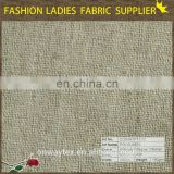 2016 nice linen fabric wholesale, home table runner linen fabric,poly linen fabric