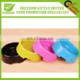 Hot Custom Logo Advertising Plastic Dog Bowl