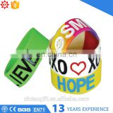 New arrival popular silicone bracelet