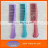 Plastic combs for advertising/hair comb/plastic comb