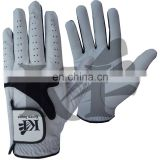 Premium Cabretta Leather Golf Gloves