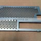 Consumer electronic stamping sheet perforated metal aluminum mesh radiator device grille covers
