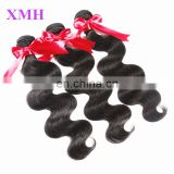 Ali express Hair Brazilian Body Wave Grade 8a Brazilian Body Wave 3 Bundles Brazilian Hair