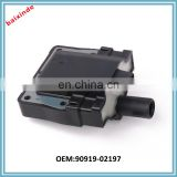 Baixinde brand Auto Engine Parts Ignition Coil System OEM 90919-02197 Ignition Coil Pack
