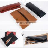 2015 new design leather pencil case,pencil bag,school pencil case