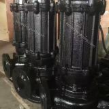 WQ Submersible sewage pump for wastewater