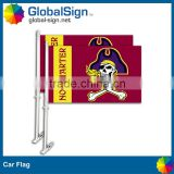 Shanghai GlobalSign custom car window flags