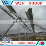 Roof Used Galvanized Steel Z & C Shape Purlin for steel structure