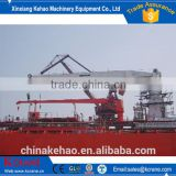 china supply 5ton-10m new marine/ship lifting telescopic boom kcrane for sale