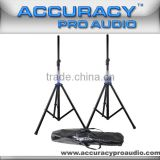 Tripod Stronger Heavy Duty Speaker Stand With Bag SPS007BL-BAG