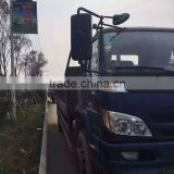 Used China brand Rowor 4*2 driving style dump truck second hand Rowor 15t dump truck used Rowor 4*2 small capacity tipper
