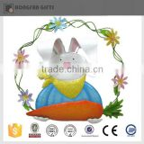 hot sell funny gardem hanging easter bunny decoration                                                                         Quality Choice