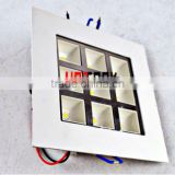 Warranty 2 years CE RoHS high brightness led grille lights