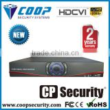 Newest! HD CVI DVR CVR HDCVI recorder 16ch 1080p HD-CVI DVR for recording HD cvi camera