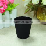 Black candle holder/candle jar/candle glass jar for making candle                                                                                                         Supplier's Choice