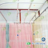 100% Polyester antibacterial medical hospital disposable curtain