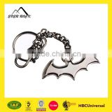 Hot Selling Souvenir Metal Movie Hero Batman Keychain