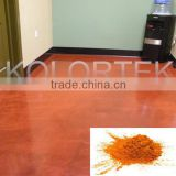 Kolortek Metallic Epoxy Floor Pigments, Epoxy Garage Floor Paint Color Pigments