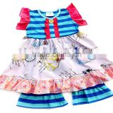Fashion summer clothes kids newest pattern baby clothing girl wear high quality newborn baby clothes                                                                         Quality Choice