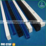 High quality custom size cnc gear rack and pinion plastic nylon gear rack for sliding gate                                                                         Quality Choice