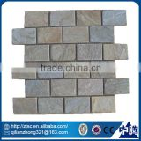 the magical material to decorate,stone mosaic