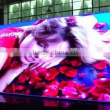 SMD Full Color Iron Cabinet Indoor P4 LED Display advertising led billboard