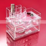 Factory Manufacturing Cosmetic Organizer, Cheap Sale Acrylic Makeup Organizer