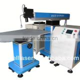 DW-200A machine used laser welding