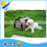 Wholesale outdoor portable pet bags travel pet carried bag bear sleeping bags for lovely pet