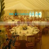 Strong aluminum frame indian wedding tent
