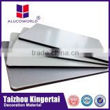 Alucoworld lightweight cover exterior ACM Panels aluminum foam sandwich plate wall claddings