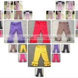 Hot sale kids double ruffle pants in stock,baby pants in stock,double ruffle pants for girls,pants in stock,Stock baby pants