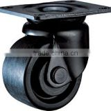 Medium Duty Low Gravity Casters with PA Nylon wheel