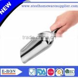High quality stainless steel ice scoop barware for advanced bar                                                                         Quality Choice                                                                     Supplier's Choice