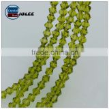 Faceted Bicone beads african beads jewelry set fashion jewelry wholesale beads for wedding dress