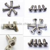 Dongguan standarded carbon steel stainless steel screw and bolts                                                                         Quality Choice