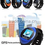 import silica gel material strap china wholesale bluetooth anti-lost child gps smart watch t18 kids gps smart watch Support SMS
