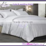 250TC plain SATEEN hotel balfour bedding for motels, hotels