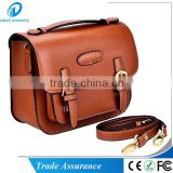 Retro PU Leather Camera Bag Case with Shoulder Strap for Fujifilm Instax Mini 7s 8 70 25 90 50s Instant Cameras