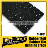 Professional EPDM Sparkled Gym Rubber Flooring                                                                         Quality Choice                                                     Most Popular
