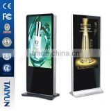 46 inch Big Size Stand Display LCD Totem