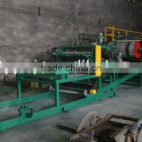 TY hot selling steel and rock wool sandwich roll forming machine production line
