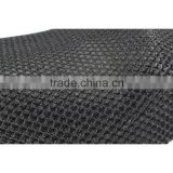 Cool mesh fabric seat cover for motorcycle 3d honeycomb scooter seat cushion