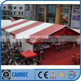 Aluminum 30x30 wedding tent equipment with decorating wholesale tents