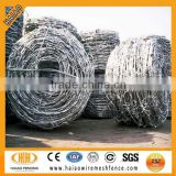 Made in China high quality barbed wire fencing equipment
