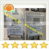 Stell wire Storage Cage for sale cheap price