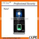 Biometric multibio800 face attendance machine and access control system door lock iface3 face,fingerprint time recording