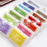 colorful plastic dry ink stamp kitchen scouring hot water heating pad